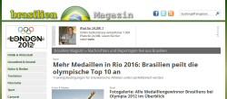 brasilien Magazin: Nachrichten & Reportagen live aus Brasilien